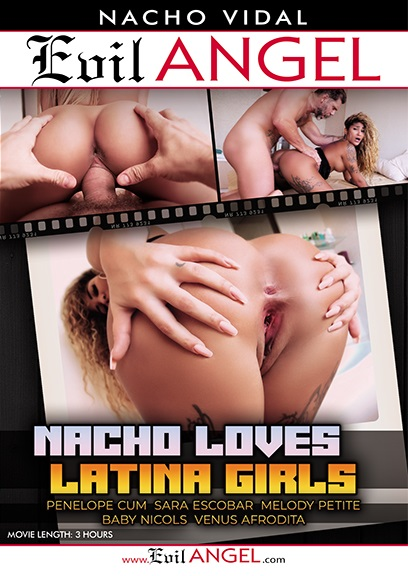 Nacho Loves Latina Girls (2019)