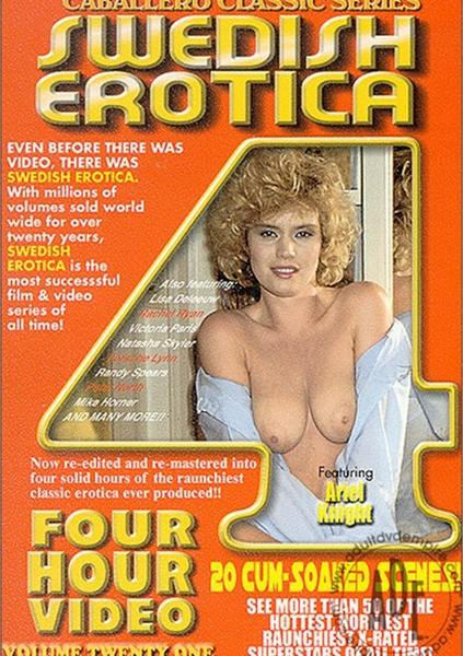 Swedish Erotica 21 (1981/DVDRip)