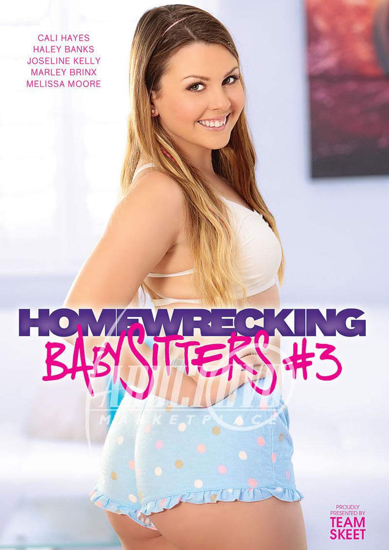 Homewrecking Babysitters 3