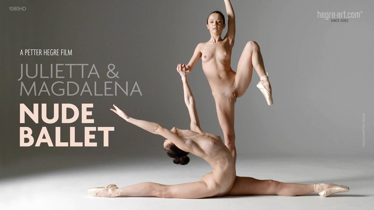 Julietta & Magdalena – Nude Ballet (Hegre-Art.com/HD1080p)
