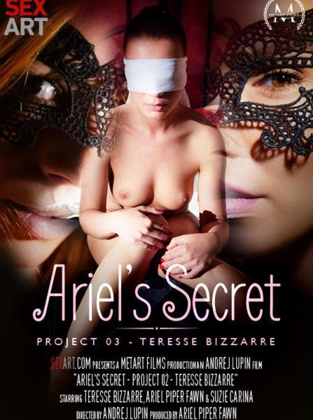 Ariel Piper Fawn, Suzie Carina, Teresse Bizzarre – Ariels Secret – Project 3 Teresse Bizzarre (SexArt.com/2019/HD1080p)