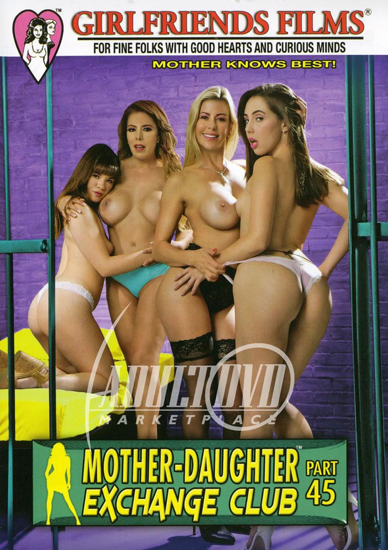 Mother-Daughter Exchange Club 45