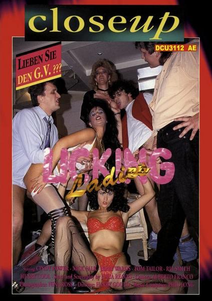 DBM Close Up 12 – Licking Ladies (1993/DVDRip)