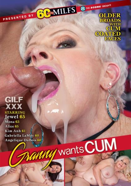 Granny Wants Cum (2019/DVDRip)