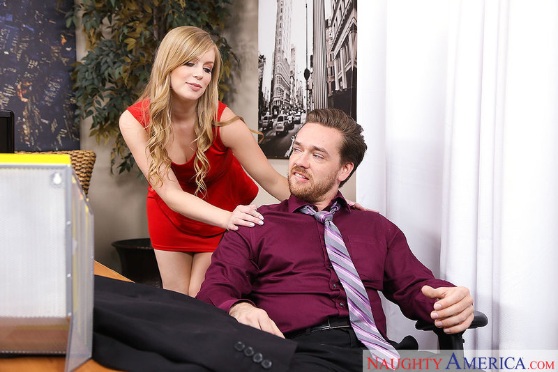 Dolly Leigh, Kyle Mason – Super Blonde Dolly Leigh gets fucked in the office (NaughtyOffice.com/NaughtyAmerica.com/2019/HD1080p)