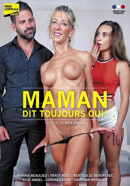 Maman dit toujours oui (2018/WEBRip/SD)