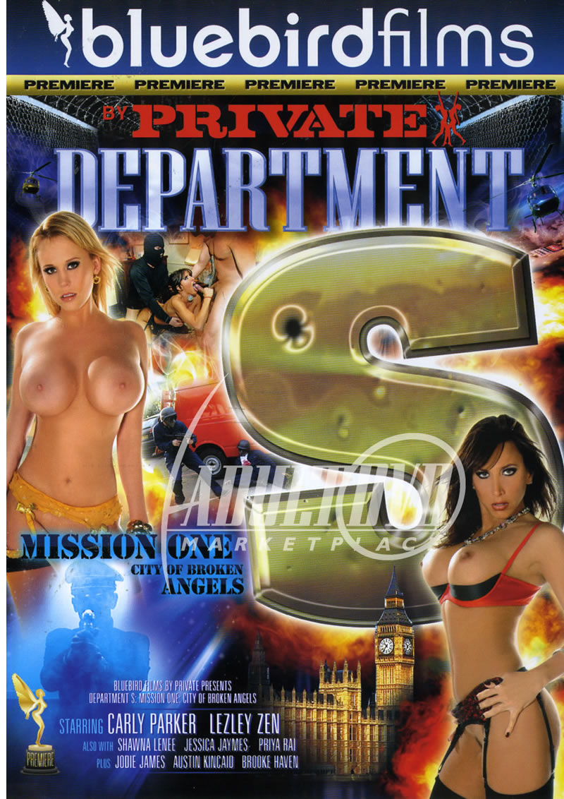 Department S Mission 1 City Of Broken Angels