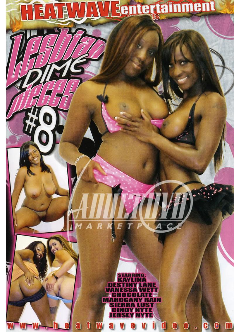 Lesbian Dime Pieces 8