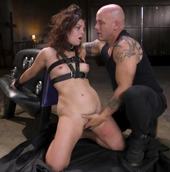 Juliette March – Tiny Masochist Juliette March Coerced into Bondage and Anally Fucked (BrutalSessions.com/Kink.com/2019/HD)