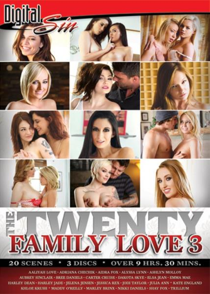 The Twenty Family Love 3 (2019/DVDRip)