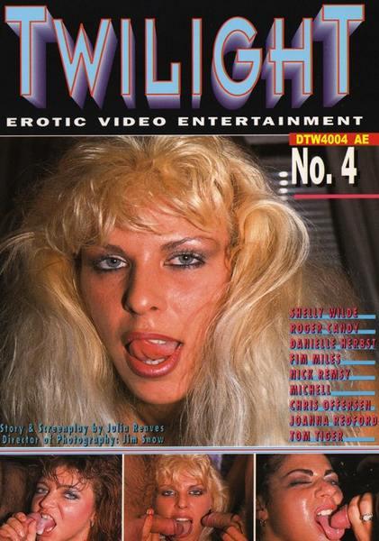 DBM Twilight Erotic Video Entertainment 4 (1994/DVDRip)