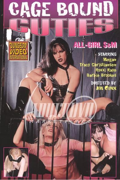 Cage Bound Cuties (1997/DVDRip)
