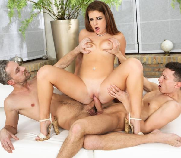 Mila A – Milas First Threesome (DPFanatics.com/21Sextury.com/2019/HD1080p)