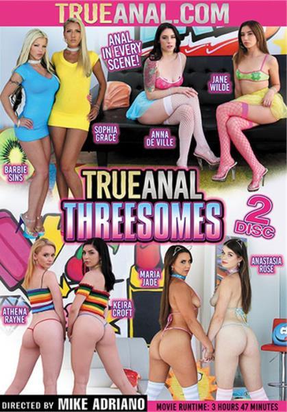 True Anal Threesomes (2019/WEBRip/SD)