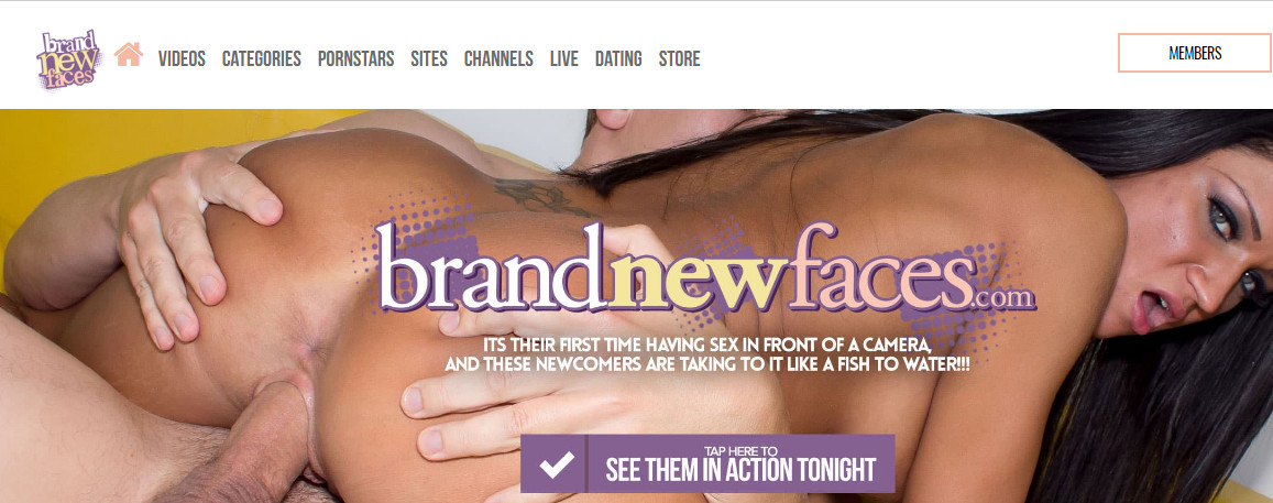 Brandnewfaces SiteRip