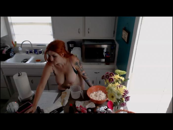 Kelly Payne Breastmilk Cookies Lactating milk play Preview