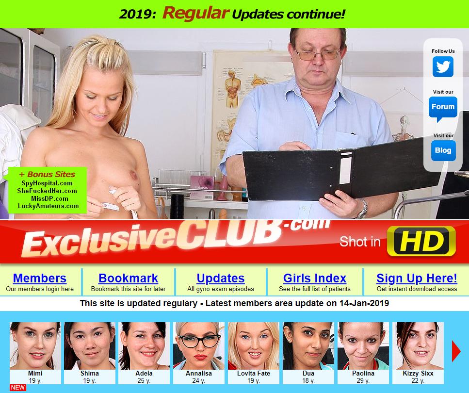 ExclusiveClub.com – Siterip – Ubiqfile