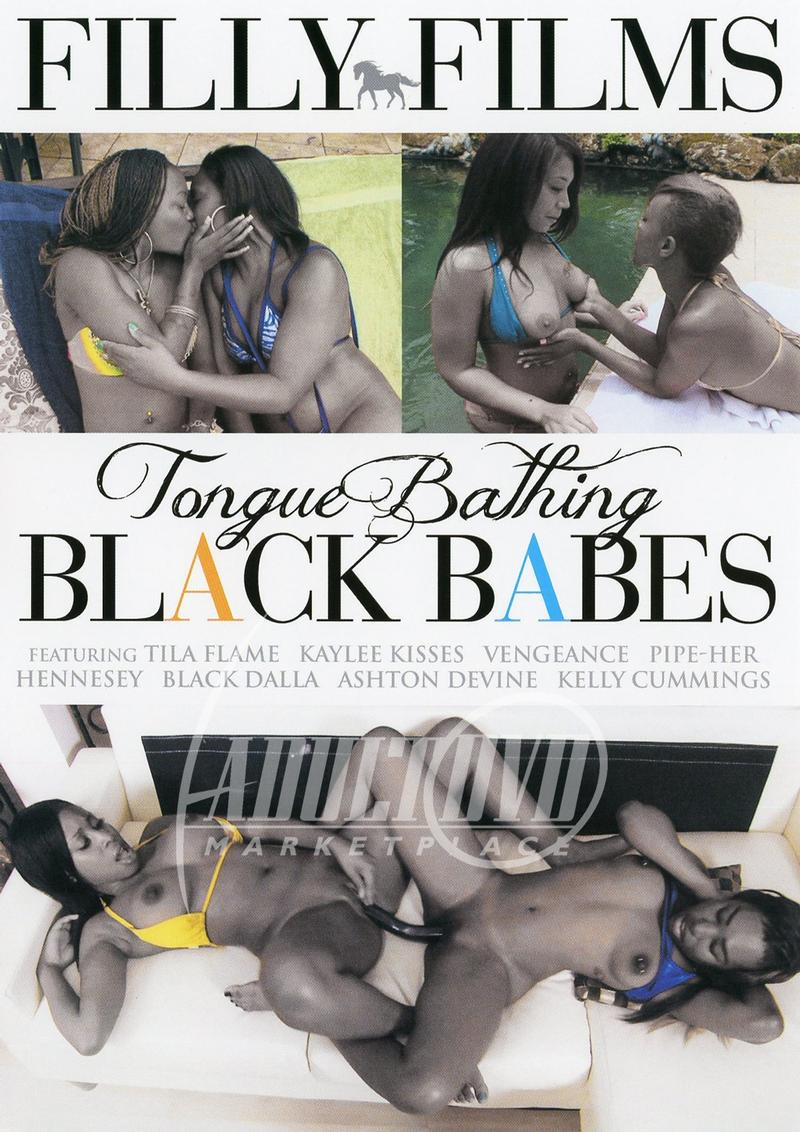 Tongue Bathing Black Babes (2018)