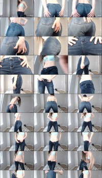 Abby Gina Wells Butt in Jeans HD Preview