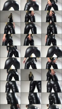 EliteRose Catsuit ass worship Preview