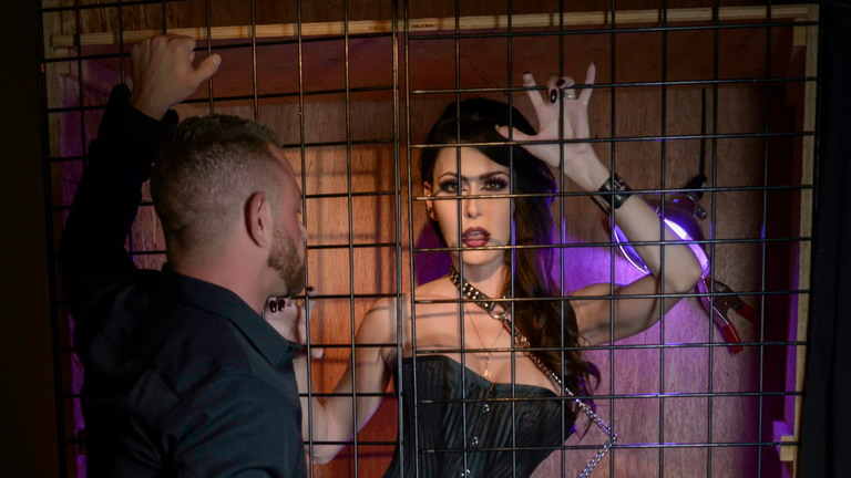 Jessica Jaymes Got Caged (Spizoo.com/2019/HD)