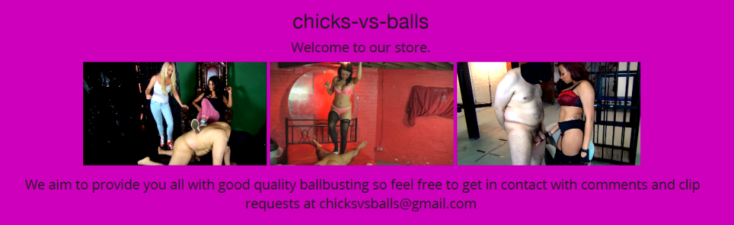 clip4sale.com – chicks vs balls – Siterip – Ubiqfile