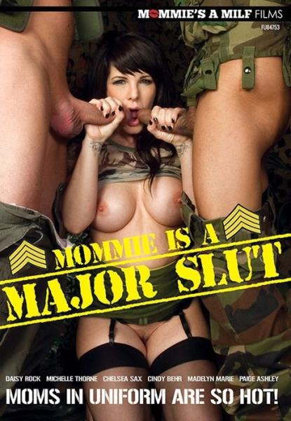 Mommie Is A Major Slut (2018/WEBRip/SD)