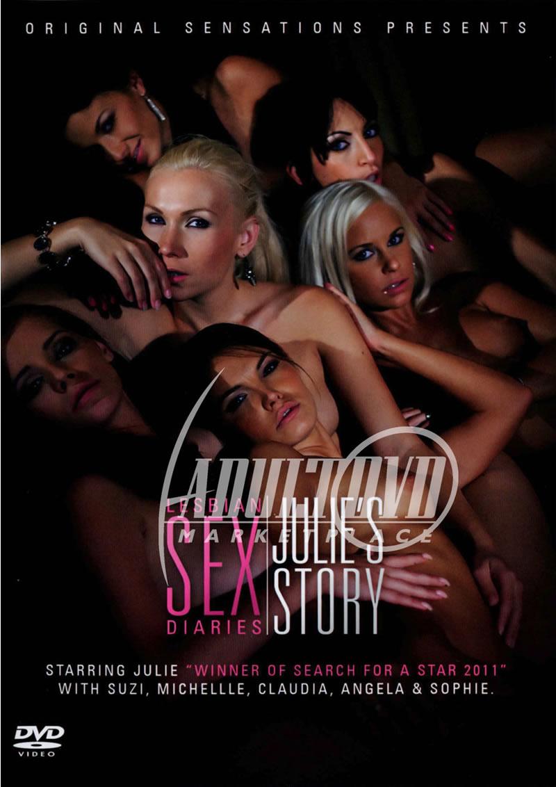 Lesbian Sex Diaries – Julies Story