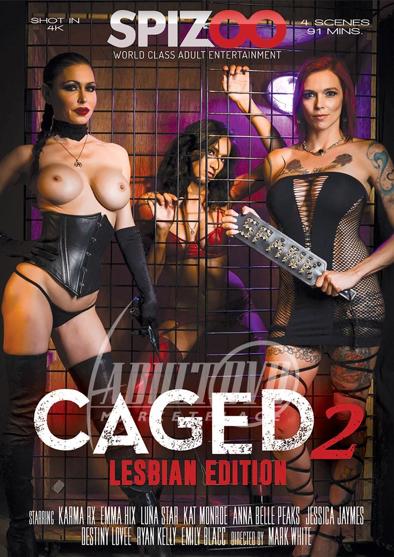 Caged 2 Lesbian Edition (2018)