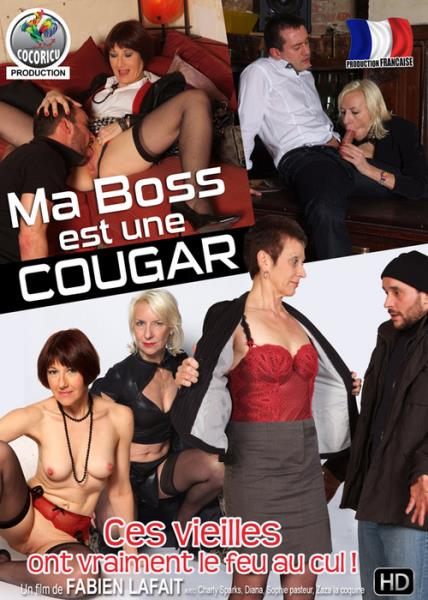 Ma Boss est une Cougar (2014/WEBRip/SD)