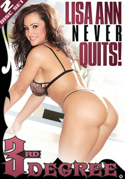 Lisa Ann Never Quits (2019/DVDRip)