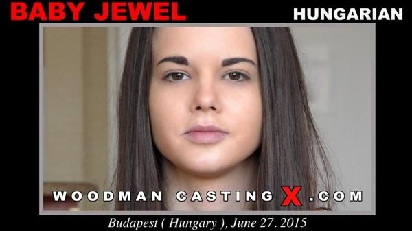 Baby Jewel – Casting Updated (WoodmanCastingX.com/PierreWoodman.com/2019/480p)