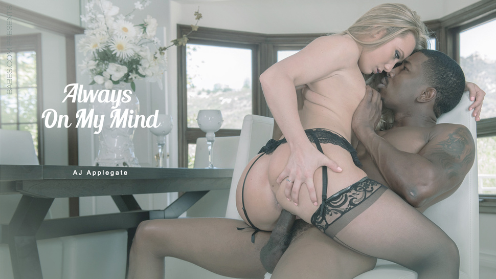 AJ Applegate – Always On My Mind (Babes.com)