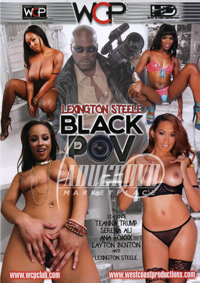 Lexington Steele Black POV