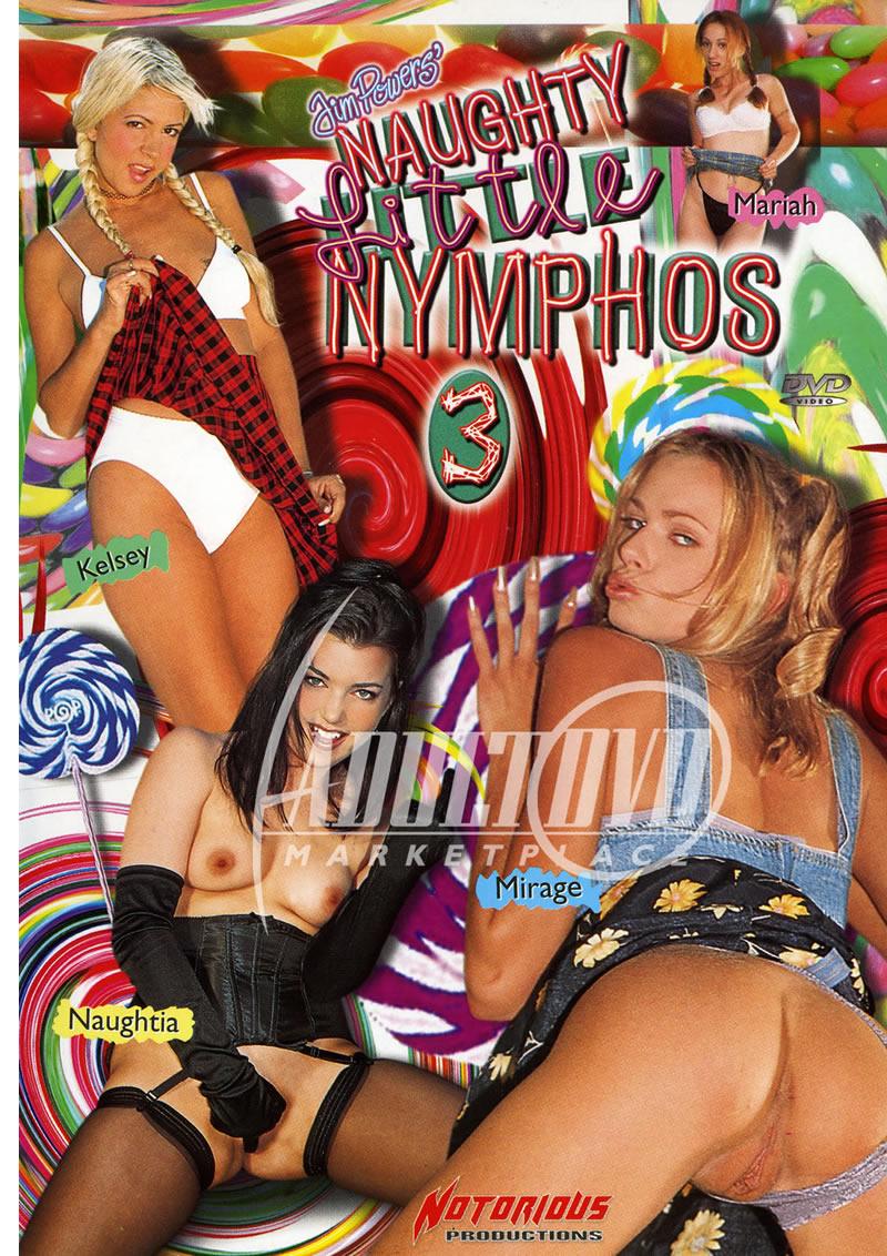 Naughty Little Nymphos 3