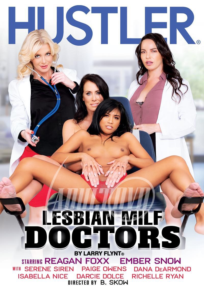 Lesbian MILF Doctors (2019)