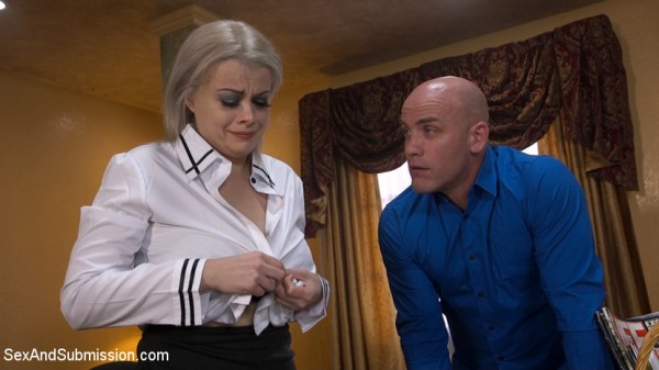 Nadia White – Bad Secretary: Newcomer Nadia White Gets Punished! (SexAndSubmission.com/Kink.com/2019/480p)