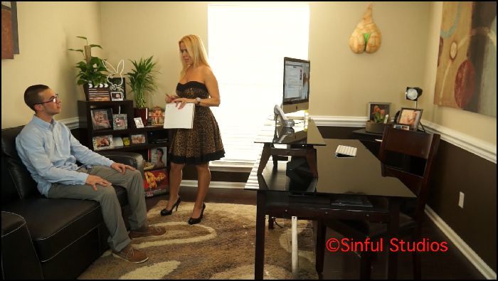 Savannah Steele Casting-Couch Preview