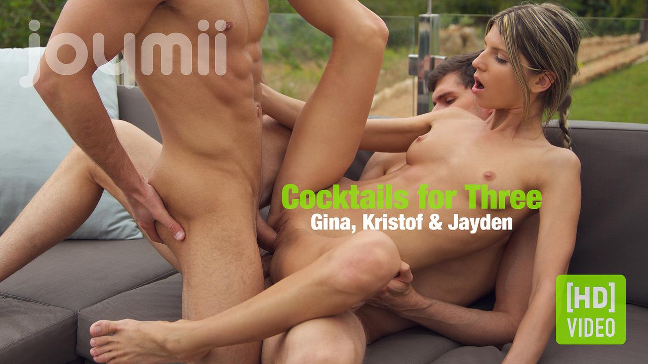 Gina Gerson – Cocktails for Three (JoyMii.com)