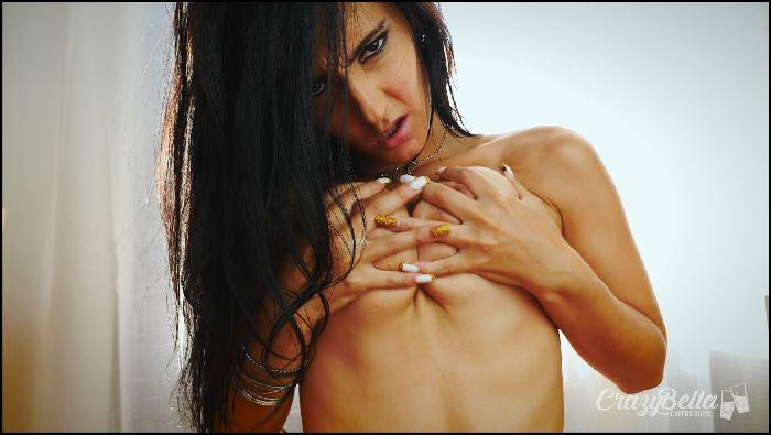 CrazyBella HD Slowmo Erotic Boobs waiting 4 cumshot Preview