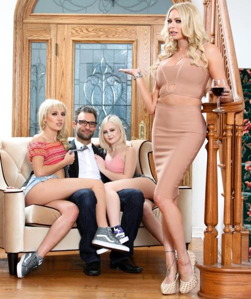 Briana Banks, Natalia Queen – Im A Nymphomaniac Like Mom 4, Scene 4 (DevilsFilm.com/2019/HD)
