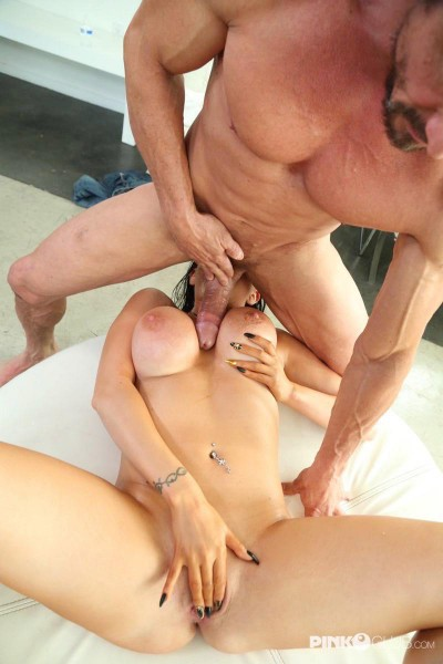 Romi Rain – Romi Rain with a big cock between her huge tits (2019/PinkoClub.com/480p)