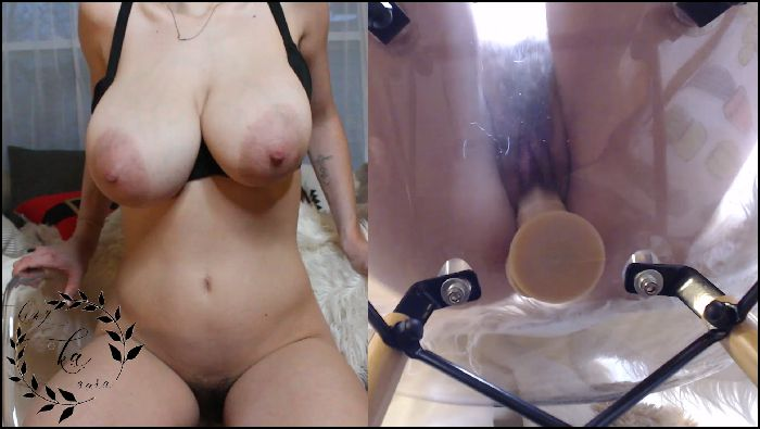 AuroraXoxo Dual View Dick Ride Preview