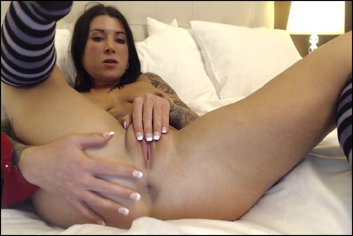 Felicity Feline hotel lonely masturbation JOI Preview