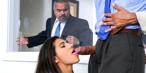 Victoria Valencia – Bring Your Daughter to Work Day (Dontfuckmydaughter.com)