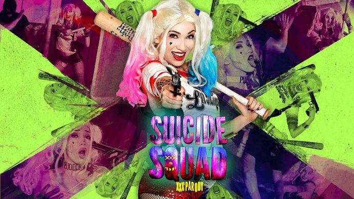 Aria Alexander – Suicide Squad XXX Parody (DigitalPlayground.com)
