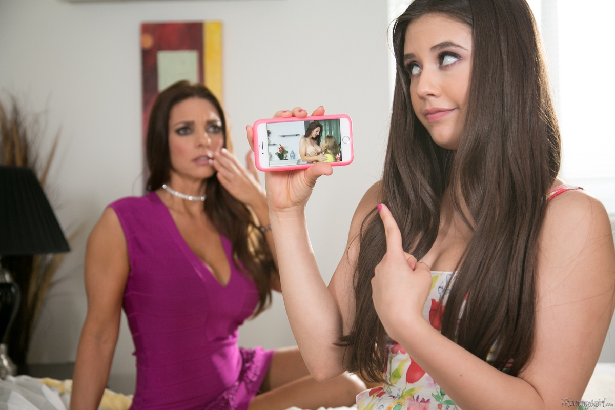 Mindi Mink, Lucy Doll – Her Special Day (GirlsWay.com)