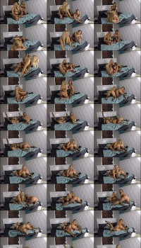 Alexis Monroe, Cali Carter - Dominating On Skype Preview