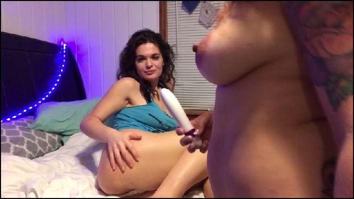 EllieBoulder   Lesbian Orgasm Fight Preview
