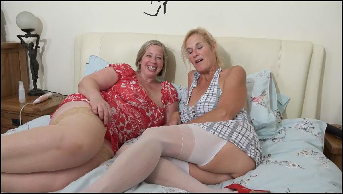 Shooting Star4u REAL LOUD LESBIAN ORGASMS 4 BRIT MILFs Preview